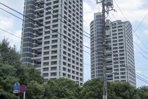 西戸山タワーホウムズ