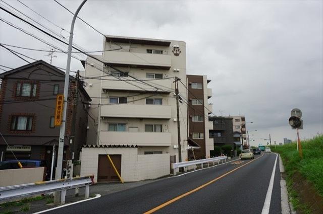 多摩川サマリヤマンションの外観