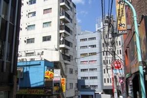カーサ渋谷の外観