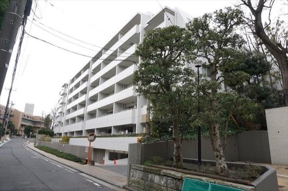 コートヒルズ横浜山手の外観