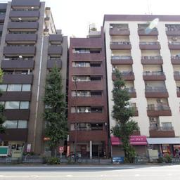 アヅママンション(文京区)