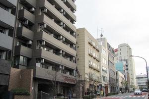グランドガーラ渋谷松濤の外観