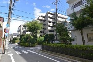 藤和シティコープ平井二丁目の外観
