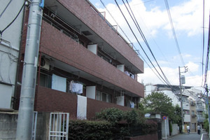 ライオンズマンション早稲田第2の外観