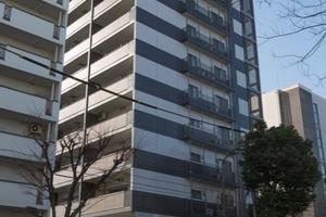 クオス駒沢大学の外観
