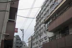 メトロ中野新橋マンション(A館・B館)の外観