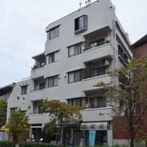 中銀目黒駅前マンシオン