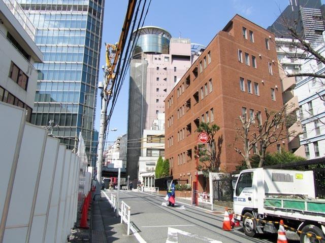マイア渋谷桜丘の外観