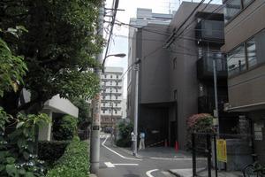 シーフォルム東新宿の外観