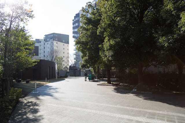 グローリオ蘆花公園の画像
