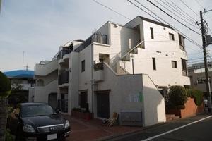 駒沢キソウパークマンションの外観