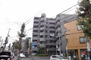 コスモ柴又駅前の外観
