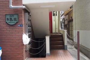 ハイツ日本橋のエントランス