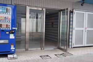 ブライズ東京CANALのエントランス