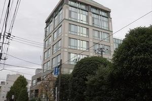 パークマンション白金台サンクの外観
