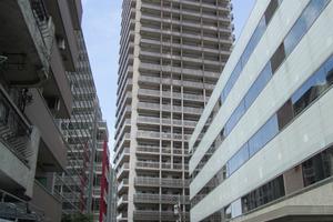 パークタワー西新宿エムズポートの外観