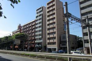 ヴァローレエテルノ西早稲田の外観