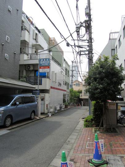 ハイシティ新宿の外観