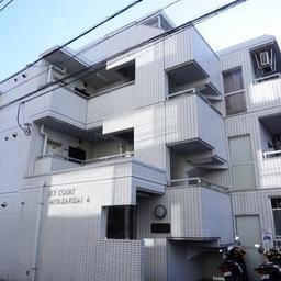 スカイコート宮崎台第4