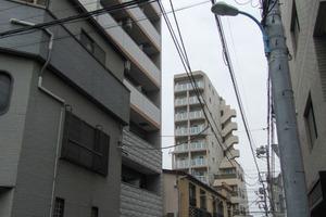 ガーラステーション新宿牛込柳町の外観