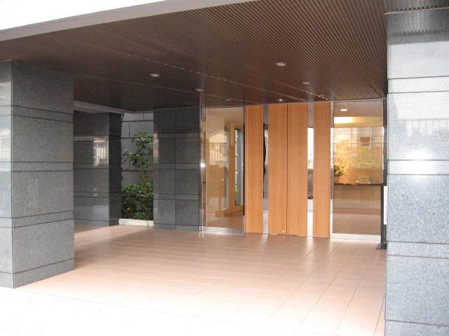 グランドステージ錦糸町弐番館のエントランス