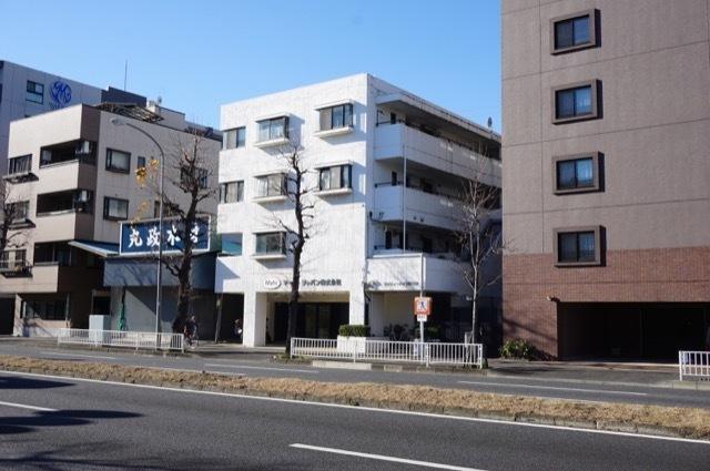 フジビューハイツ新横浜の外観