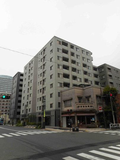 ライオンズシティ錦糸町北斎通りの外観