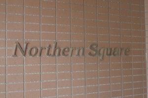 イーストパークス大島セントラルスクエアの看板