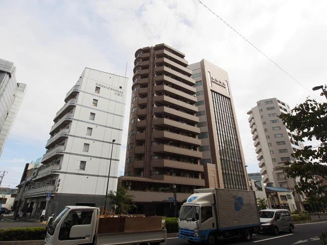 ライオンズマンション小石川シティの外観