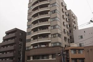 藤和シティコープ錦糸町の外観
