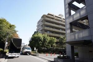 赤坂アパートメントの外観