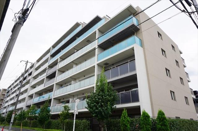 パークホームズ横浜矢向センターフォレスト(A〜E棟)