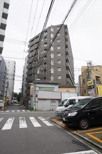 ライオンズマンション横浜桜木町の外観