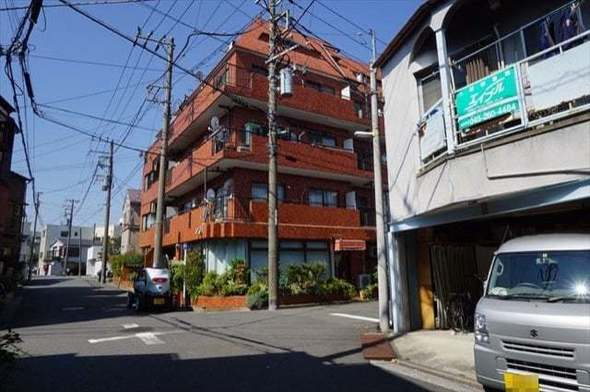 ライオンズマンション中村橋(横浜市)の外観