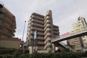 板橋桜川パークホームズの外観