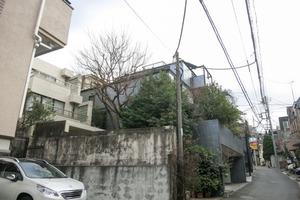 ベルヴィーユ渋谷の外観
