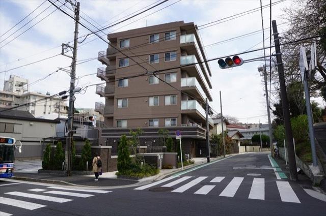 ノブレス横浜鶴見東寺尾中台の外観