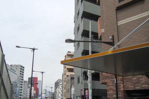 クレアシオン渋谷神山町の外観