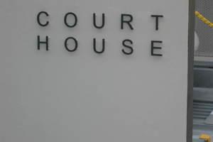 荻窪コートハウスの看板