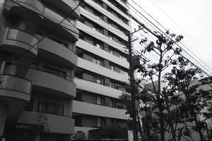 ディアナコート本郷弓町の外観