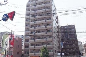藤和シティコープ三ノ輪駅前の外観