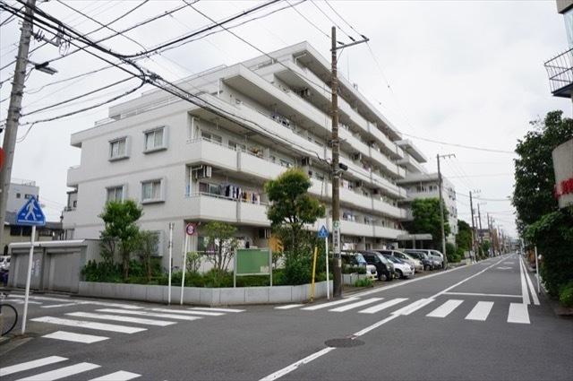 グリーンキャピタル川崎の外観
