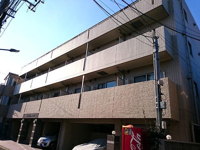 スカイコート蒲田第7の外観