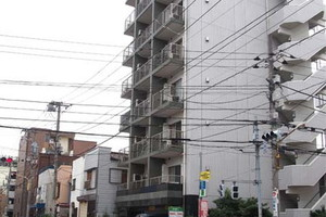 リライア東京南千住の外観