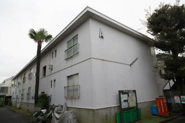 高円寺日東マンションの外観