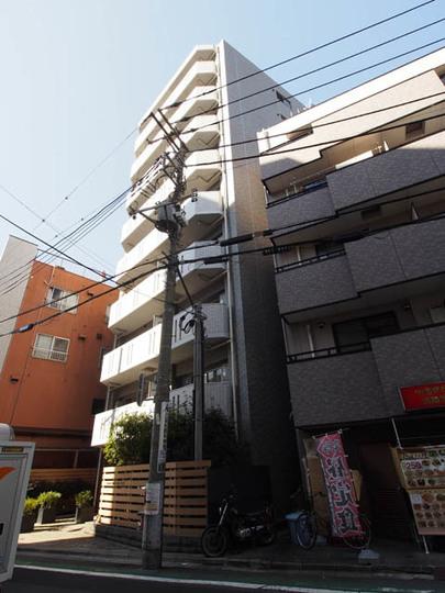 レグノティーダ東京イーストの外観