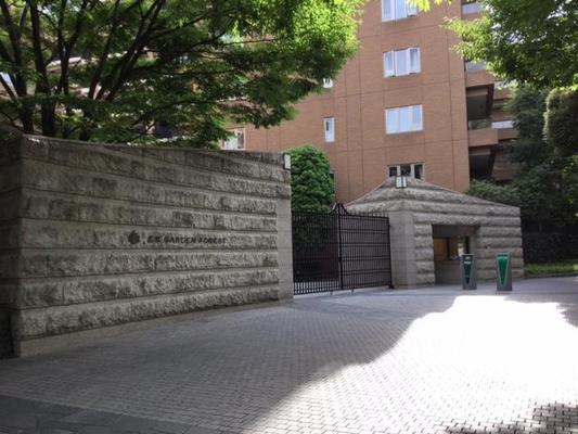広尾ガーデンフォレスト桜レジデンスA棟