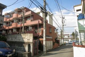 ジョイフル笹塚の外観