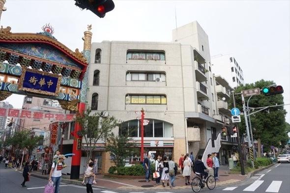 ラポール元町(横浜市)の外観