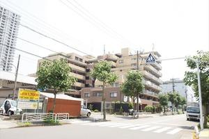 セザール東京ベイフロントの外観